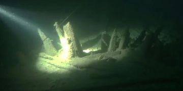 Kırım kıyılarında batık Roma gemisi kalıntıları bulundu
