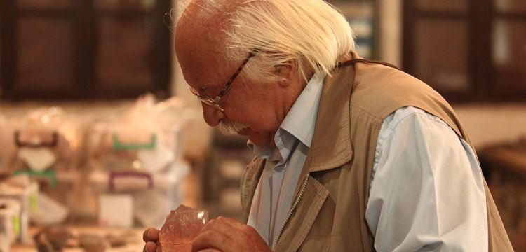 Prof. Dr. Mehmet Özdoğan: Toprağı kazmayı çok seviyorum