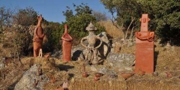 Kıbrısta arkeolojik sit alanında izinsiz sempozyum davası