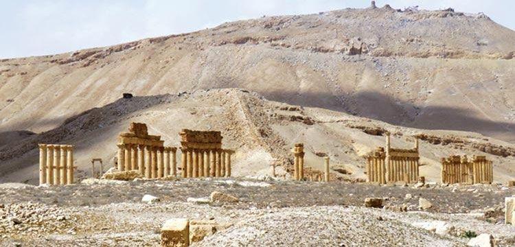 Palmira'nın restorasyonu için yeni anlaşma imzalandı
