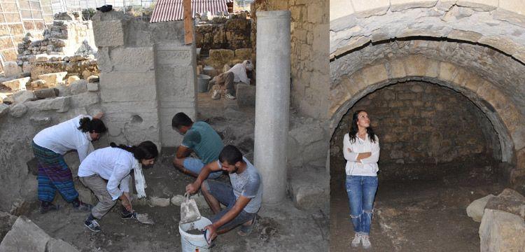 Demre'deki Noel Baba Kilisesi'nde 2019 yaz kazıları başladı