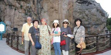 İvriz Tarım Anıtı hak ettiği turistik ilgiyi görüyor