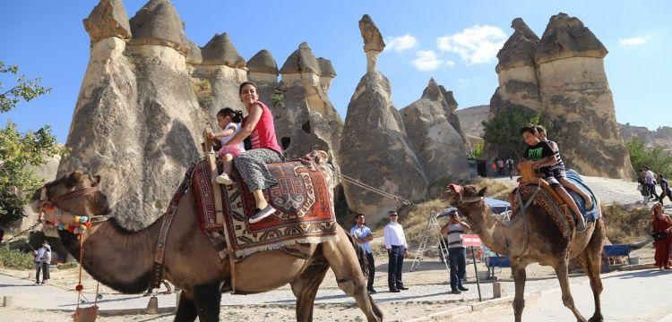 Kapadokya Alan Başkanlığı kurulması için TBMM'ye kanun teklifi sunuldu