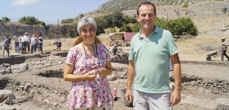 Limyra Antik Kenti 2018 arkeoloji kazıları başladı