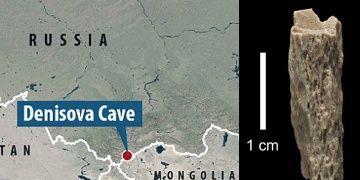 Babası Denisova Annesi Neandertal insansı fosili keşfedildi