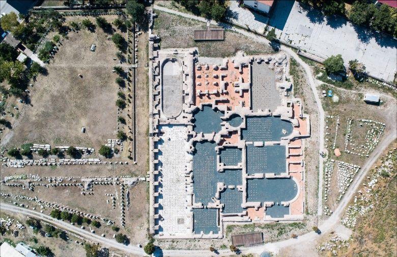 Ankara Roma Hamamı Açık Hava Müzesi ve Ören Yeri