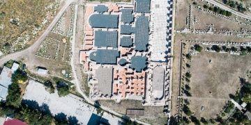 Ankarada Asklepiona adanan Roma Hamamı