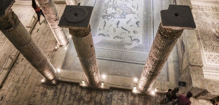 Rumeysa Yılmaz: Hatay Arkeoloji Müzesi, Zeugma'yı tahtından Etti