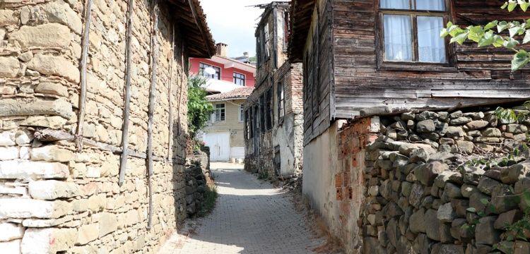 Şarköy'deki tarihi evler restore edilecek