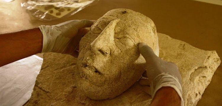Meksika'da 7. yüzyıla tarihlenen Maya Kralı maskesi bulundu