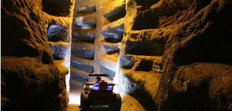 Peru'da arkeoloji kazılarına robotlar yardım ediyor