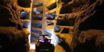 Peruda arkeoloji kazılarına robotlar yardım ediyor
