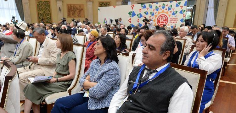 Kırgızistan'da Altay Araştırmaları Konferansı başladı