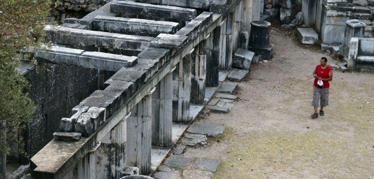 Priene, Miletos ve Afrodisias antik kentlerinin 3 boyutlu modeli çıkartılacak