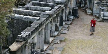 Priene Antik Kenti 3 ayda 8 bine yakın ziyaretçi ağırladı
