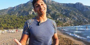 Profesyonel turist Efe Tanay işinden memnun
