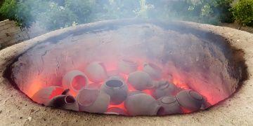 Vanda Urartu usulü seramik üretim eğitimleri sürüyor