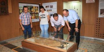 Karaman Müzesindeki 1400 yıldır çürümeyen güzel