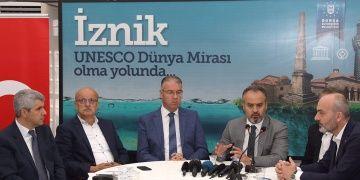 İznik Alan Başkanlığına Prof. Dr. Murat Taş atandı.