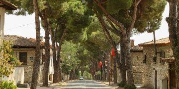 Birgi mahallesi 700 yıldır tarihi görüntüsünü koruyor