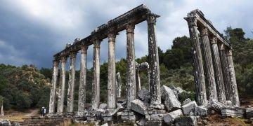 Euromos Antik Kenti UNESCO Dünya Mirası Geçici Listesine aday
