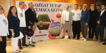 Yozgatın tarihi ve kültürel değerleri Bulmaca Gezisi ile tanıtıldı