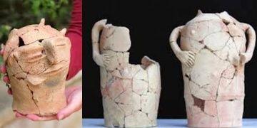 Ürdün Vadisinin işlevi çözülemeyen tuhaf heykelleri