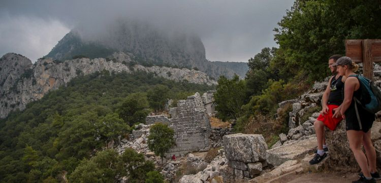 Termessos'ta arkeolojik kazı için hazırlıklar sürüyor