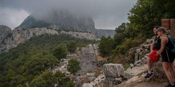 Termessosta arkeolojik kazı için hazırlıklar sürüyor