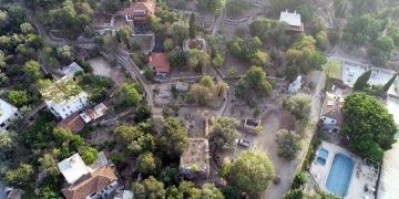 Alanya Kalesi arkeoloji kazılarında ilk Selçuklu Çarşısının izine rastlandı