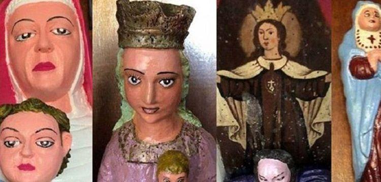 İspanya'da yeni bir tarihi eser restorasyonu faciası
