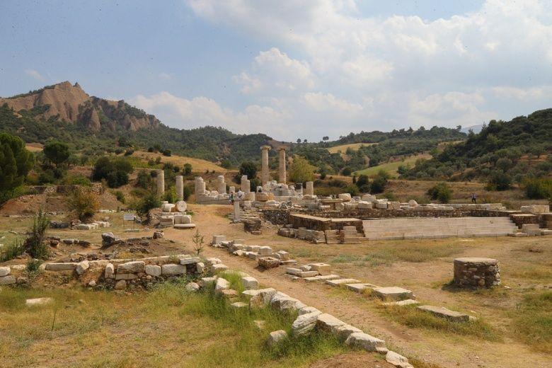 Sardes Antik Kenti: Paranın doğduğu yer