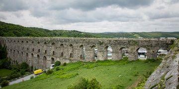 Kemerburgazdaki Eğri Kemer İSKİ tarafından restore edilecek