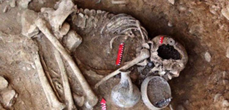 İran'da Part ve Sasani mezarları bulundu