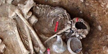 İranda Part ve Sasani mezarları bulundu