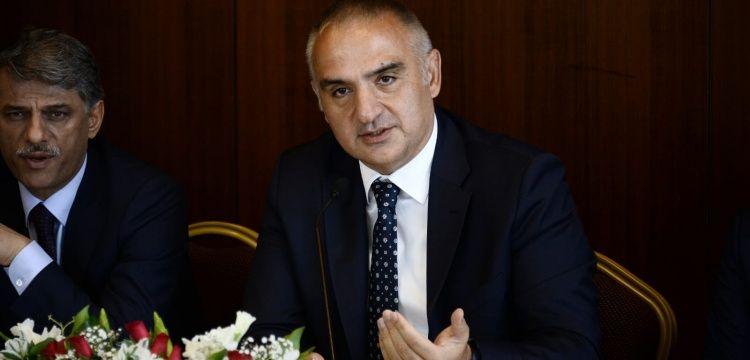 Bakan Ersoy Türkiye'nin yeni tanıtım stratejini anlattı