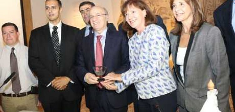 ABD 2200 yıllık Tunç Çağı baltasını Lübnan'a iade etti
