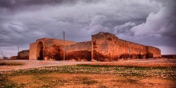 800 yıllık Eyyübi kervansarayı restore ediliyor