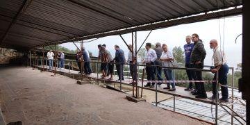 Antandros Antik Kentinde yaşayan müze kurulması hedefleniyor