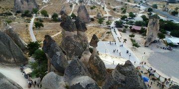 Kapadokyada Alan Yönetimi Başkanlığı sistemi uygulanacak