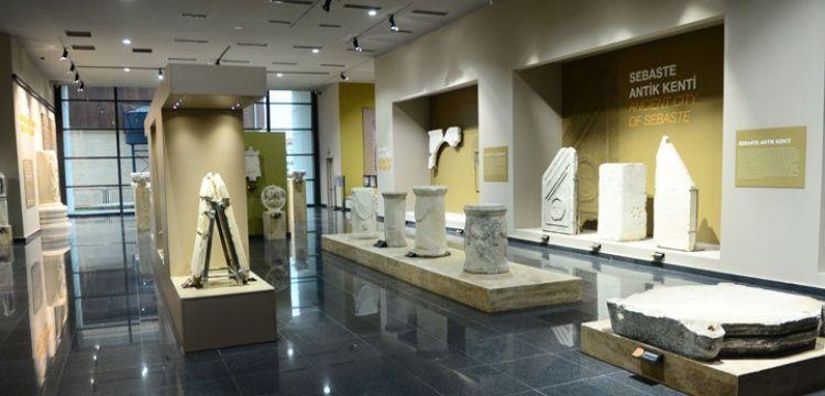 Uşak Arkeoloji Müzesi ziyaretçi sayısını artırmayı hedefliyor