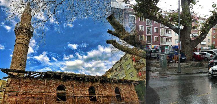 Restore edilecek Urgancı Ahmet Çelebi Camii yıkıldı
