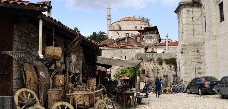 Safranbolu'nun tarihi dükkanları restore edilecek