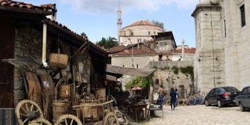 Safranbolunun tarihi dükkanları restore edilecek