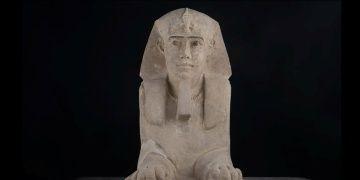 Mısırdaki Kom Ombo Tapınağında Sfenks heykeli bulundu