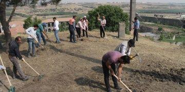 Diyarbakırdaki Amida Höyük 56 yıl sonra arkeologlarla buluştu