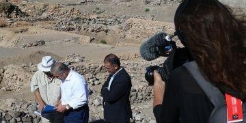 Fransızlar Kültepe arkeoloji kazılarının belgeselini çekiyor