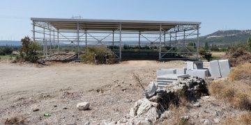 Koruma Kurulu İzmirde tarihi alandaki mezbaha inşaatını durdurdu