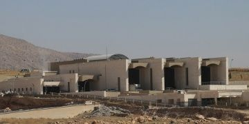 60 bin metrekarelik Hasankeyf Müzesi açılışa hazırlanıyor
