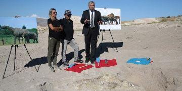 7,5 milyon yıllık fosilin bulunduğu alan jeopark olacak